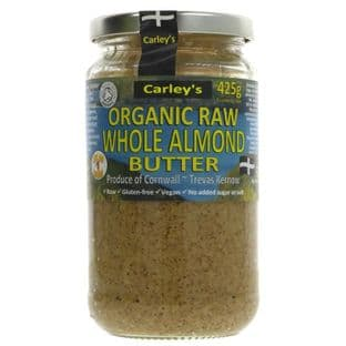 Carley's Raw Almond Butter - 425g